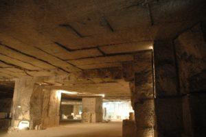 carrière souterraine d'Aubigny