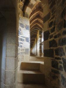 chantier médiéval